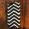 J. Crew Other | Jcrew: Black And White Iphone 5 Case | Color: Black/White | Size: Iphone 5