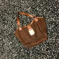 Michael Kors Bags | Michael Kors Bag Micheal Kors Brown Bag | Color: Brown/Gold | Size: Os