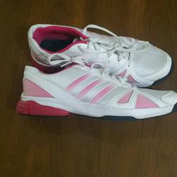 Adidas Shoes   Adidas Sport Walking Shoes Sz 8,5   Color: Pink/White   Size: 8.5
