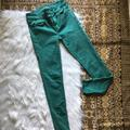American Eagle Outfitters Jeans | American Eagle Outfitters | Jegging | Color: Blue/Green | Size: 0