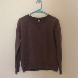 American Eagle Outfitters Tops | American Eagle Sweatshirt | Color: Purple | Size: Sj