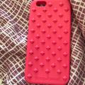 Pink Victoria's Secret Accessories | 2 Pink (Vs) 6 Or 6s Cases | Color: Pink | Size: Os