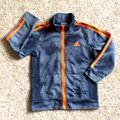Adidas Jackets & Coats   Adidas Reflective Fullzip Youth Jacket Size 7 Euc   Color: Black/Gray   Size: Youth 7
