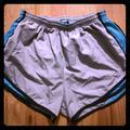 Nike Shorts | Nike Shorts | Color: Blue/Silver | Size: L