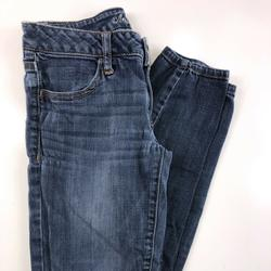 American Eagle Outfitters Jeans | American Eagle Jegging Low Rise Jeans Cy27 | Color: Blue | Size: 2