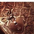 Gucci Other   Gucci Key Ring Heart Gold 4 Valentines Day   Color: Gold   Size: Os