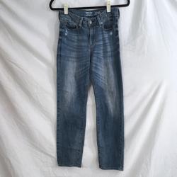 Levi's Jeans | 4$20 Levi Strauss Signature Denim Slim Cuff Jeans | Color: Blue | Size: 6