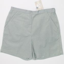 Nike Shorts | Nike Golf Silver Green High Waist Flat Front Short | Color: Green/Silver | Size: M