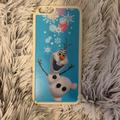 Disney Accessories | Iphone 66s Phone Case | Color: Blue/White | Size: Os