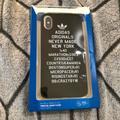 Adidas Accessories | Adidas Iphone Xxs Trefoil Snap Case Hypefest | Color: Black/White | Size: Os