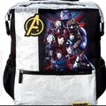 Disney Accessories | Avengers Infinity War Backpack | Color: Black/White | Size: Osbb