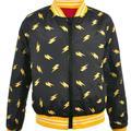 Disney Jackets & Coats | Harry Potter Kids Flight Jacket Reversible Boltz | Color: Black/Red | Size: Xs 4-5