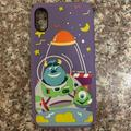 Disney Other | Monster Inc Iphone Xs Case | Color: Purple | Size: Os