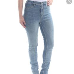Free People Jeans   Free People Stretch Denim Jeans (Lt Denim) Nwt   Color: Blue   Size: 25s