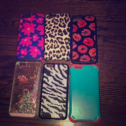 Kate Spade Other | Iphone 6 & 7 Phone Cases | Color: Pink/Purple | Size: Os