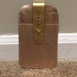 Anthropologie Accessories | Anthropologie Phone Case | Color: Gold | Size: Iphone 6
