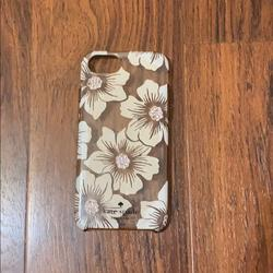 Kate Spade Other | Iphone 7case | Color: Cream/White | Size: Os