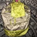 Coach Bags | Coach Backpack | Color: Tan/Yellow | Size: Os