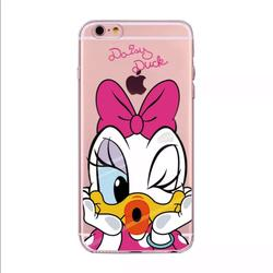 Disney Accessories | 2 For 20 | Daisy Duck Iphone 6 Plus Case | Color: Pink/Yellow | Size: Iphone 6 Plus