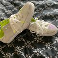 Converse Shoes   Converse Shoes   Color: Green/White   Size: 7.5
