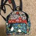 Coach Bags | Coach Mini Backpack | Color: Green/Red | Size: Os