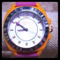 Coach Accessories | Coach Watch | Color: Orange/Pink | Size: Os