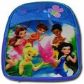 Disney Accessories | Disney Tinkerbell Quick As A Wink Mini Backpack | Color: Blue/Purple | Size: Osg