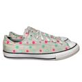 Converse Shoes   Converse Chuck Taylor All Star Women 6.5 Grey Shoe   Color: Gray/Pink   Size: Womens 6.5 Juniors 5
