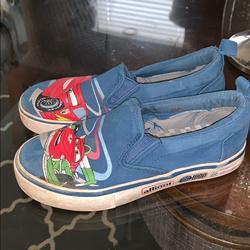 Disney Shoes | Disney Pixar Cars Shoes | Color: Blue | Size: 12b