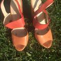 Coach Shoes | Coach Leather Shoes | Color: Tan | Size: 8.5