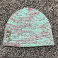 Columbia Accessories | Columbia Knitted Fitted Beanie | Color: Blue/Pink | Size: Os