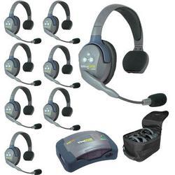 Eartec HUB8S UltraLITE 8-Person HUB Intercom System (USA) HUB8S
