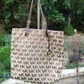Michael Kors Bags   Authentic Michael Kors Jet Set Tote Bag !!   Color: Brown/Tan   Size: Os