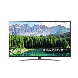 TV LED 4K 164 cm LG 65SM8600 - Téléviseur LCD 65 pouces - TV Connectée : Smart TVTuner TNT/Câble/Satellite