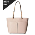 Michael Kors Women's Totebags SOFT - Soft Pink Leather Bedford Tote