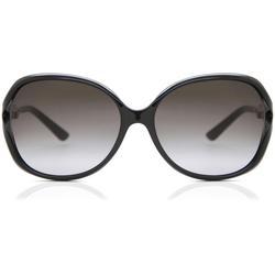 GG0076S 002 Women's Sunglasses - Gray - Gucci Sunglasses