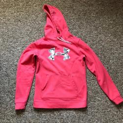 Under Armour Other   Hoodie   Color: Pink   Size: Small