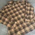 Ralph Lauren Shirts   Ralph Lauren Long Sleeve Button Up Shirt   Color: Blue/Yellow   Size: Xxl