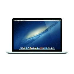 Apple MacBook Pro ME665LL/A 15.4-inch Laptop, Intel Core i7-3740QM 2.7GHz, 16GB RAM, 750GB SSD - Silver (Renewed)
