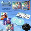 """Skies Of Arcadia Eternal Soundtrack - Exclusive Limited Edition Blue Marbled 2x LP Box Set (12"""" Limited Edition Black Vinyl LP Included)"""