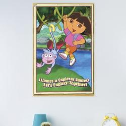 Trends International Dora - Vine Paper Print Paper in Green, Size 34.0 H x 22.375 W x 0.125 D in | Wayfair POD8676