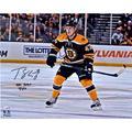 """Fanatics Authentic Torey Krug Boston Bruins Autographed 16"""" x 20"""" NHL Debut Photograph with """"NHL 4/3/12"""" Inscription"""