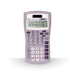 Texas Instruments Ti-30X Iis Scientific Calculator Prod. Type: Calculators/Scientific Calculators