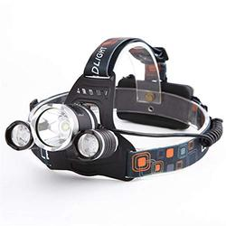 CHARON Headlights, Super Bright Rechargeable LED Headlights, high lumens, Headlight flashlights. Headlight USB Rechargeable, for Camping, Outdoor