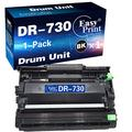 EASYPRINT (1x Drum Unit, Black) Compatible DR-730 Drum Unit DR730 Imaging Unit Used for Brother MFC-L2750DW MFC-L2710DW DCP-L2550DW HL-L2350DW L2390DW L2395DW HL-L2370DW HL-L2370DWXL Printer