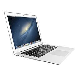 "Apple MacBook Air MD760LL/A Intel Core i7-4650U 1.7GHz, 8gb RAM, 128gb SSD, 13.3"" Silver (Renewed)"