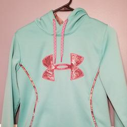 Under Armour Other | Hoodie | Color: Pink | Size: S