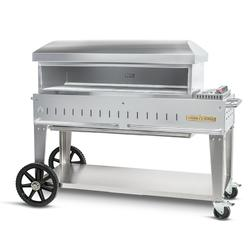Crown Verity CV-PZ-48-CB Outdoor Pizza Deck Oven, Liquid Propane