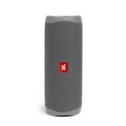 JBL Flip 5 Portable Waterproof Bluetooth Speaker, Grey
