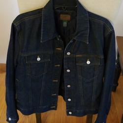 Ralph Lauren Jackets & Coats | Lauren Jeans Co Denim Lined Jean Jacket | Color: Blue | Size: M